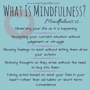 wat is mindfulness