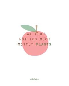 Groente en fruit zijn nomnomnom en er is veel variatie!