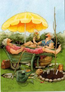 oud worden en genieten