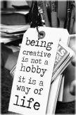 creatief leven