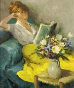 women reading 2