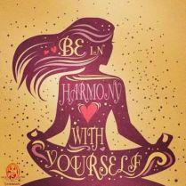 Balans en Harmonie met jezelf is een groot geschenk aan anderen.