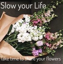 Als jij opbloeit, kan je veel bloemen delen